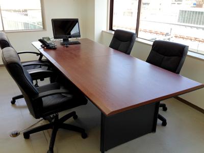 細貝総合法律事務所の相談室