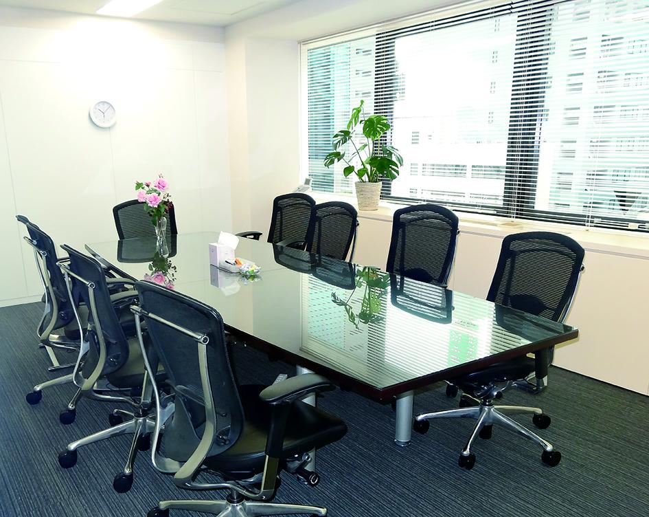 名古屋総合法律事務所の相談室