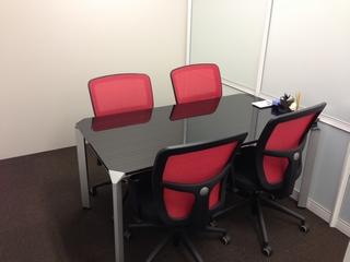 栗田勇法律事務所静岡オフィスの相談室