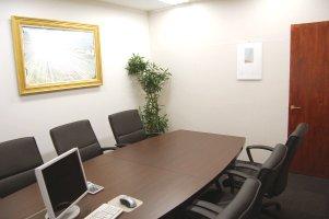 リバティ総合法律事務所の室内