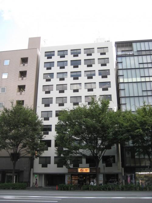 優司法書士法人京都事務所の外観